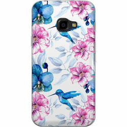 Samsung Galaxy XCover 4 Mjukt skal - Hummingbird
