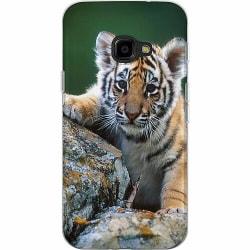 Samsung Galaxy XCover 4 Mjukt skal - Tiger
