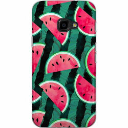 Samsung Galaxy XCover 4 Mjukt skal - Crazy for Watermelon