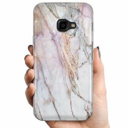 Samsung Galaxy XCover 4 TPU Mobilskal Marmor