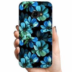 Samsung Galaxy XCover 4 TPU Mobilskal Midnight Garden