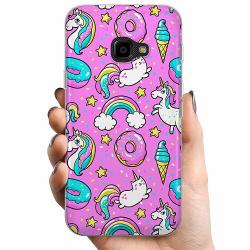 Samsung Galaxy XCover 4 TPU Mobilskal Unicorn
