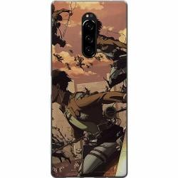 Sony Xperia 1 Mjukt skal - Attack On Titan