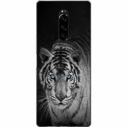 Sony Xperia 1 Mjukt skal - Tiger