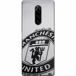 Sony Xperia 1 Mjukt skal - Manchester United FC