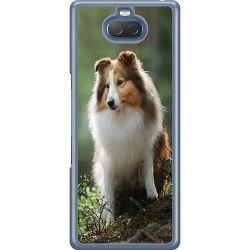 Sony Xperia 10 Hard Case (Transparent) Hund