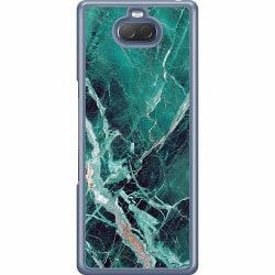 Sony Xperia 10 Hard Case (Transparent) Marmor