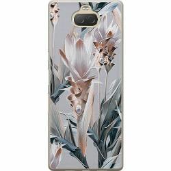 Sony Xperia 10 Plus Mjukt skal - Bloom