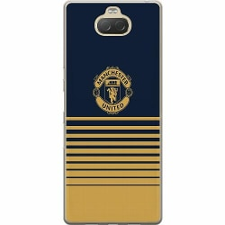 Sony Xperia 10 Plus Mjukt skal - Manchester United FC