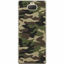 Sony Xperia 10 Plus Mjukt skal - Militär