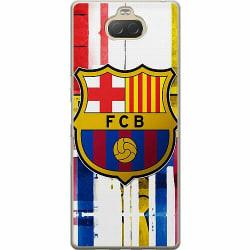 Sony Xperia 10 Plus Thin Case FC Barcelona