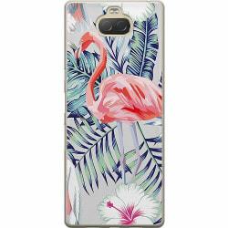 Sony Xperia 10 Plus Thin Case Flamingo