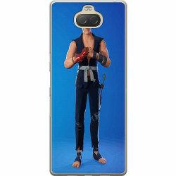 Sony Xperia 10 Plus Thin Case Fortnite 2021