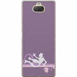 Sony Xperia 10 Plus Thin Case Pokémon - Mew & Mewtwo