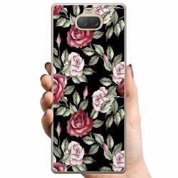 Sony Xperia 10 Plus TPU Mobilskal Floral Dream