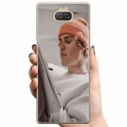 Sony Xperia 10 Plus TPU Mobilskal Justin Bieber 2021