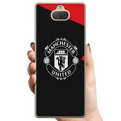 Sony Xperia 10 Plus TPU Mobilskal Manchester United FC