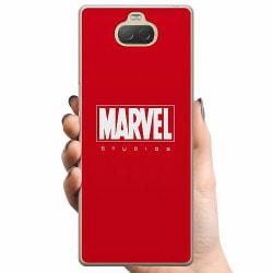 Sony Xperia 10 Plus TPU Mobilskal Marvel Studios