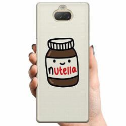 Sony Xperia 10 Plus TPU Mobilskal Nutella