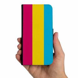 Sony Xperia 5 Mobilskalsväska Pride - Pansexual