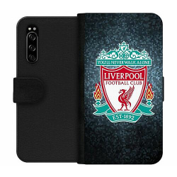 Sony Xperia 5 Wallet Case Liverpool Football Club