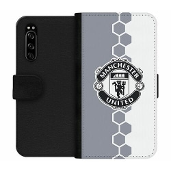 Sony Xperia 5 Wallet Case Manchester United FC