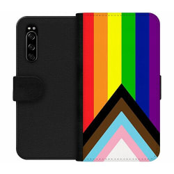 Sony Xperia 5 Wallet Case Pride - Progress