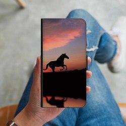 Huawei P Smart (2018) Plånboksskal Häst / Horse