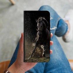 Huawei P40 Lite Plånboksskal Häst / Horse