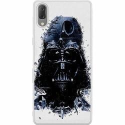 Sony Xperia L3 Soft Case (Frostad) Darth Vader