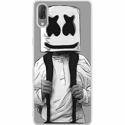 Sony Xperia L3 Soft Case (Frostad) Fortnite Marshmello