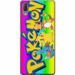 Sony Xperia L3 Thin Case Pokemon