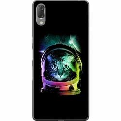 Sony Xperia L3 Thin Case Space Cat