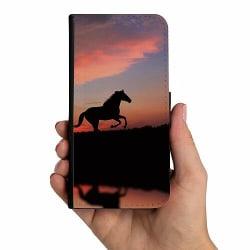 Samsung Galaxy A10 Mobilskalsväska Häst / Horse