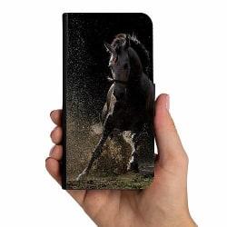 Samsung Galaxy Xcover 3 Mobilskalsväska Häst / Horse