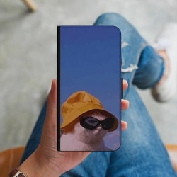 Huawei P Smart (2019) Plånboksskal Say What, Cat