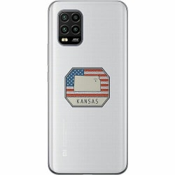 Xiaomi Mi 10 Lite Thin Case Let's Go Kansas