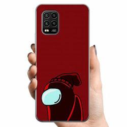 Xiaomi Mi 10 Lite TPU Mobilskal Among Us 2021