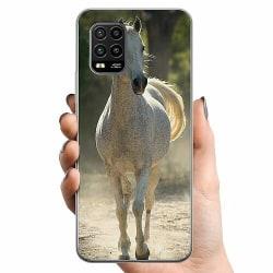 Xiaomi Mi 10 Lite TPU Mobilskal Häst / Horse