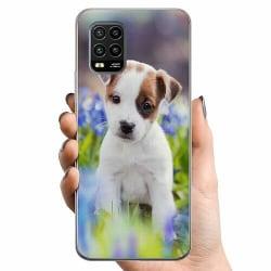 Xiaomi Mi 10 Lite TPU Mobilskal Hello Doggo