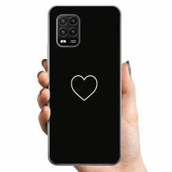 Xiaomi Mi 10 Lite TPU Mobilskal Hjärta