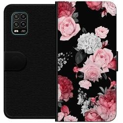 Xiaomi Mi 10 Lite Wallet Case Floral Bloom