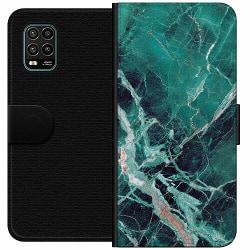 Xiaomi Mi 10 Lite Wallet Case Marmor