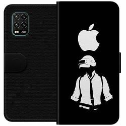 Xiaomi Mi 10 Lite Wallet Case PUBG