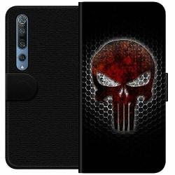Xiaomi Mi 10 Pro Wallet Case Dödskalle