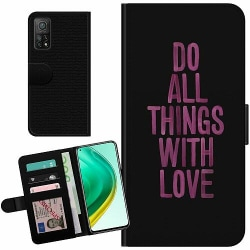 Xiaomi Mi 10T Pro 5G Billigt Fodral Do All Things With Love
