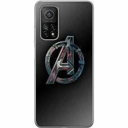 Xiaomi Mi 10T Pro 5G Mjukt skal - Avengers