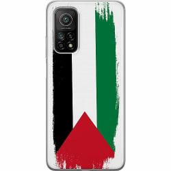 Xiaomi Mi 10T Thin Case Palestina Flagga