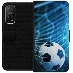 Xiaomi Mi 10T Pro 5G Wallet Case VM Fotboll 2018