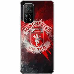 Xiaomi Mi 10T Thin Case Manchester United FC